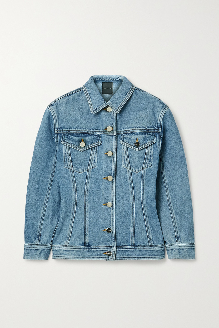 GOLDSIGN + NET SUSTAIN Rainer denim jacket