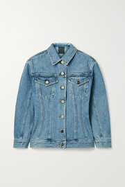 + NET SUSTAIN Rainer denim jacket