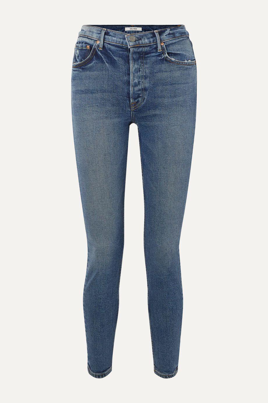GRLFRND Karolina high-rise skinny jeans
