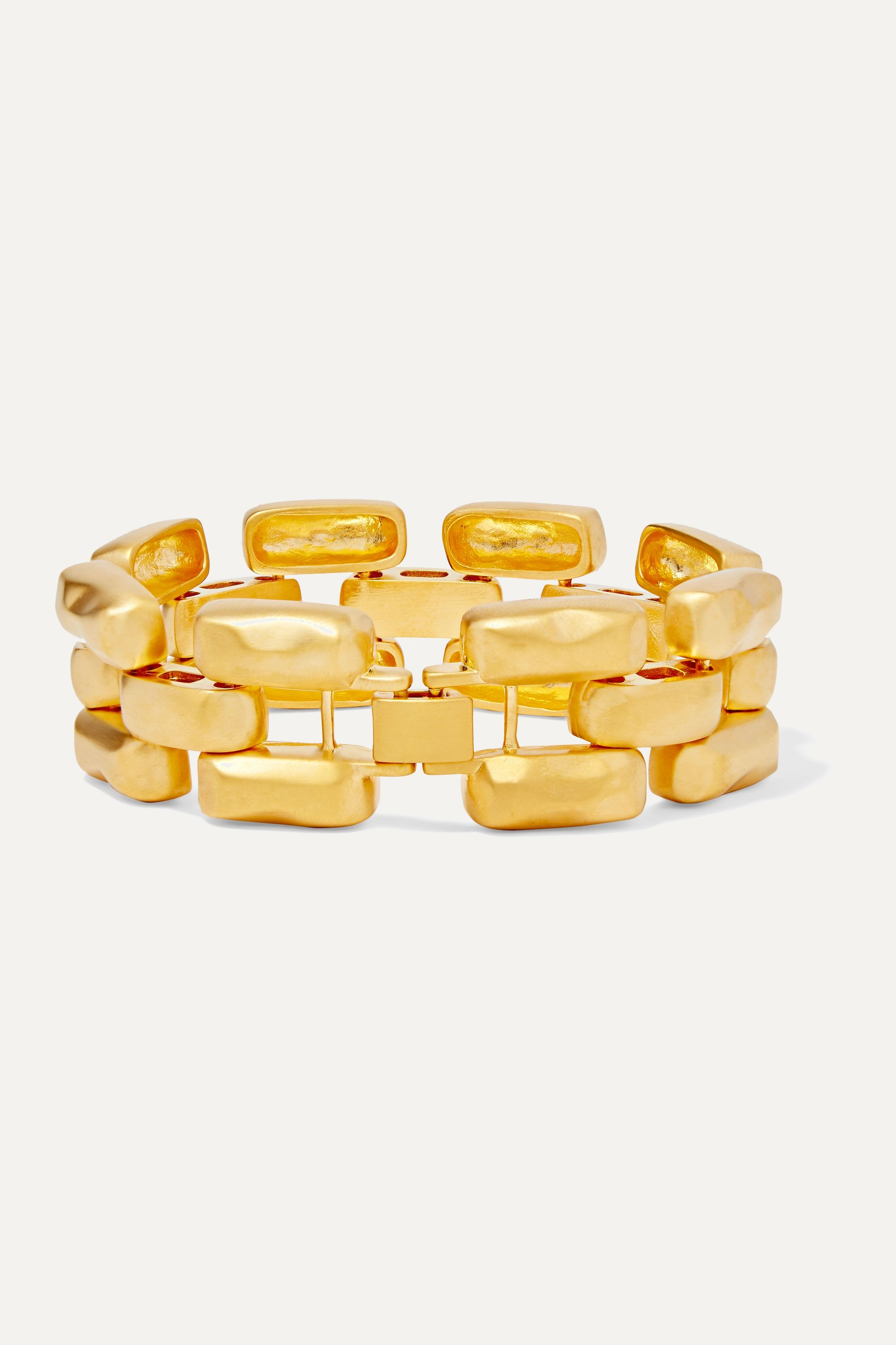 Kenneth Jay Lane Gold-tone bracelet