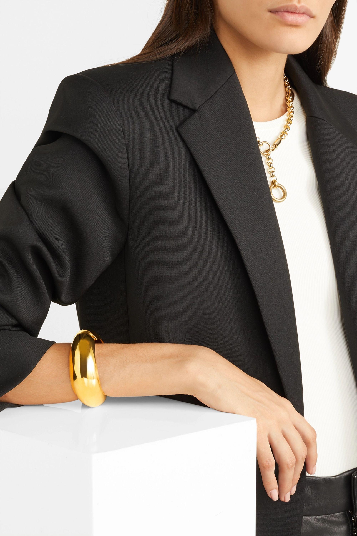 Kenneth Jay Lane Gold-plated bracelet