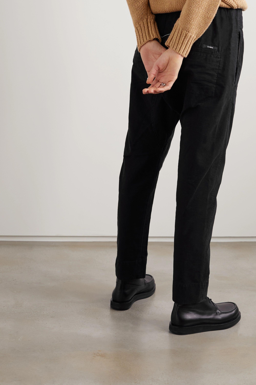 Bassike Cotton track pants