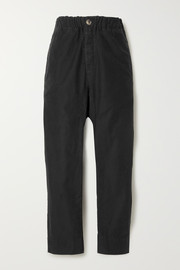 Bassike Cotton track pants