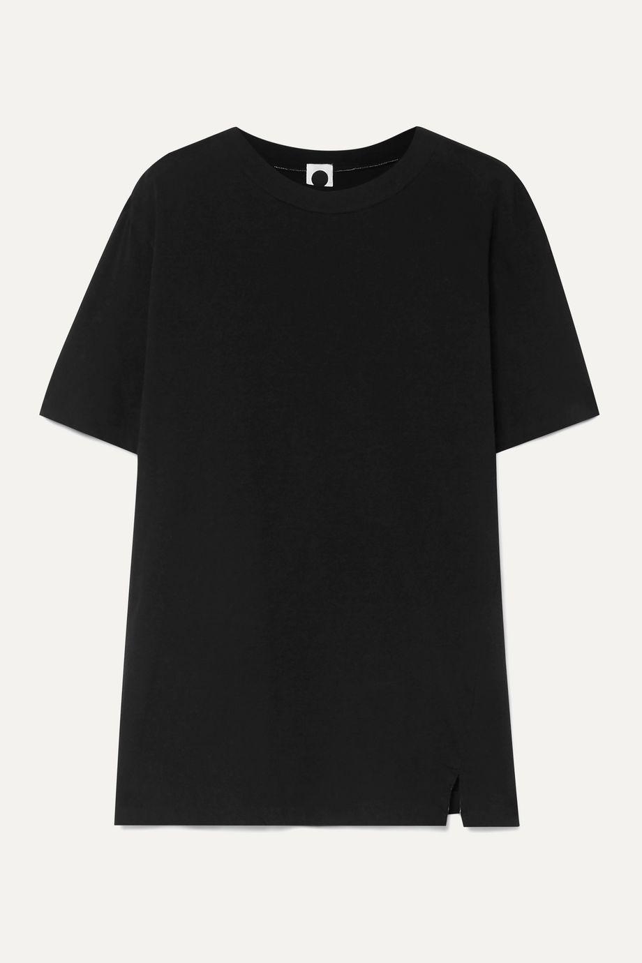 Bassike Organic cotton-jersey T-shirt