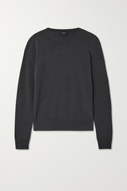 Theory Wool-blend sweater