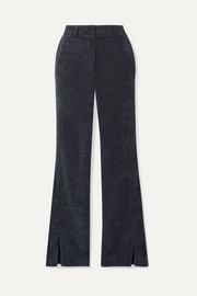 Jocelyn corduroy flared pants