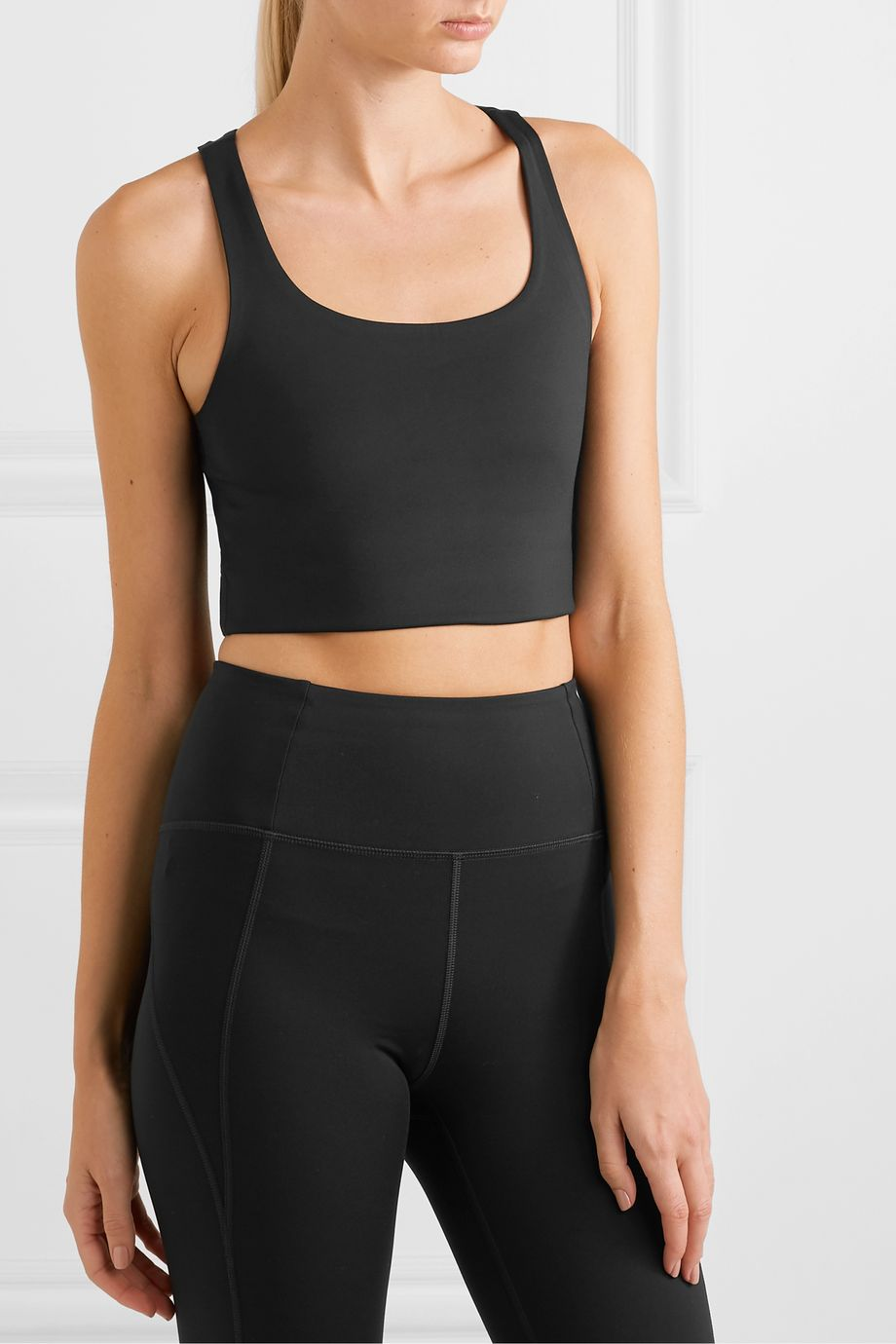 Girlfriend Collective Paloma stretch sports bra
