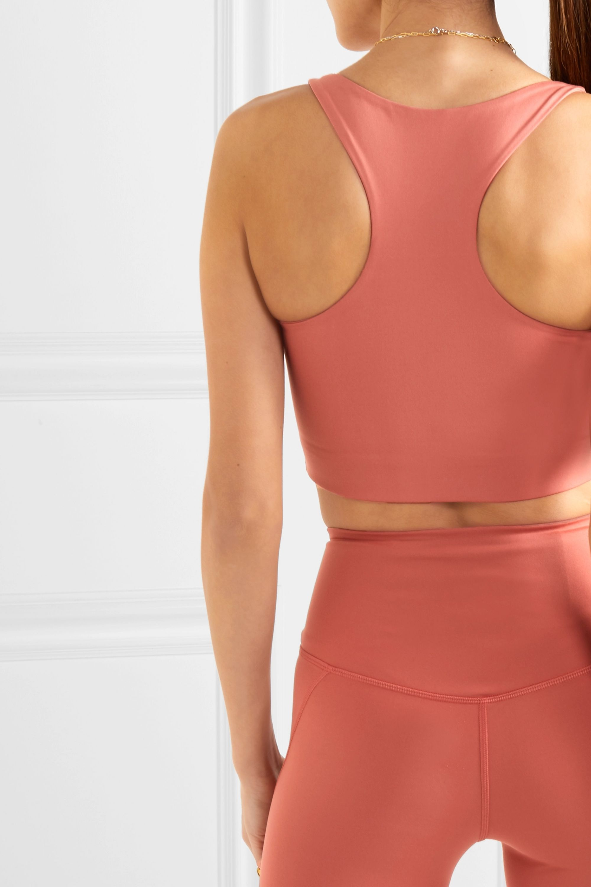 Girlfriend Collective Paloma Sport-BH aus Stretch-Material