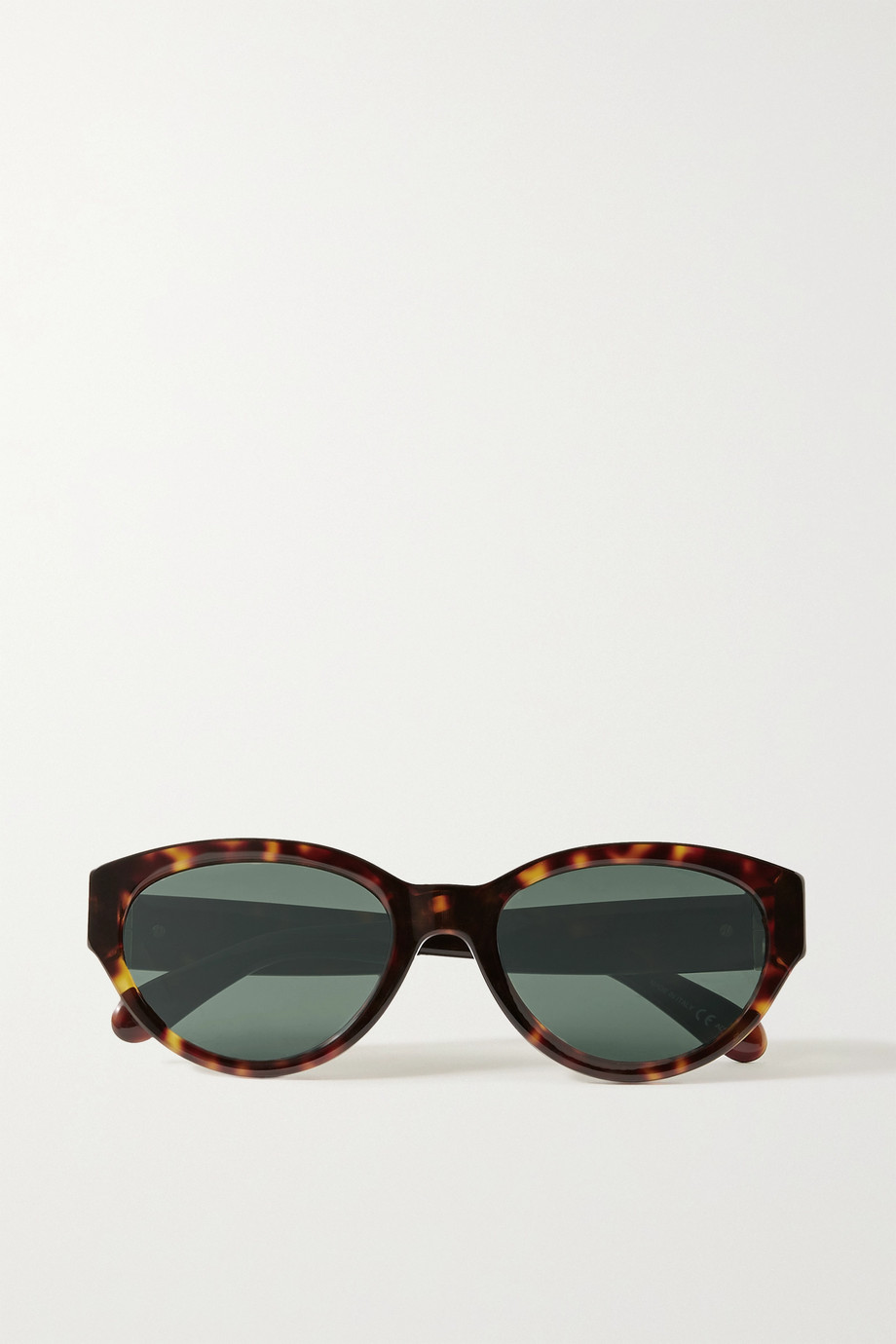 Givenchy Cat-eye tortoiseshell acetate sunglasses