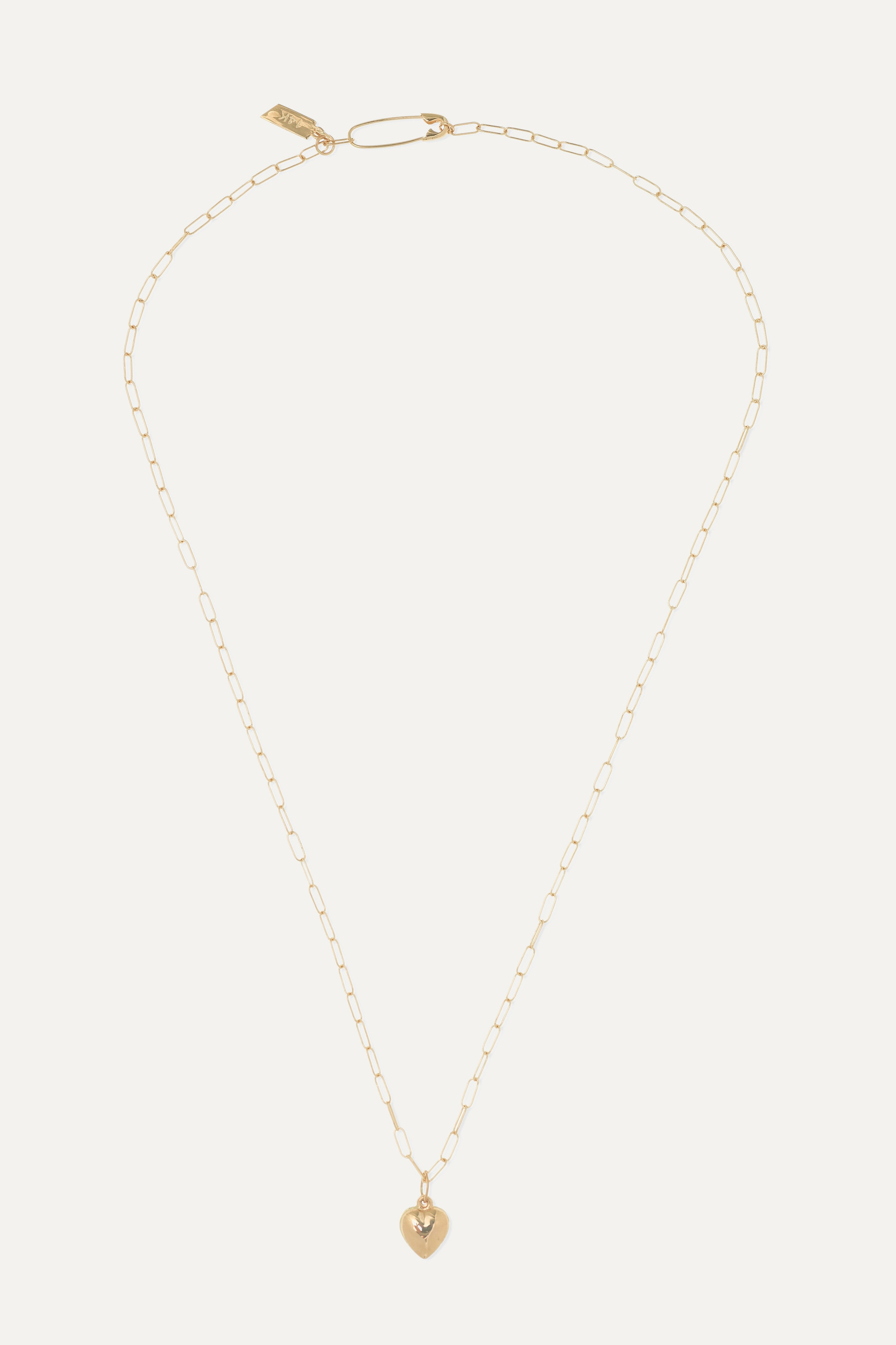 Loren Stewart Catalina 14-karat gold necklace