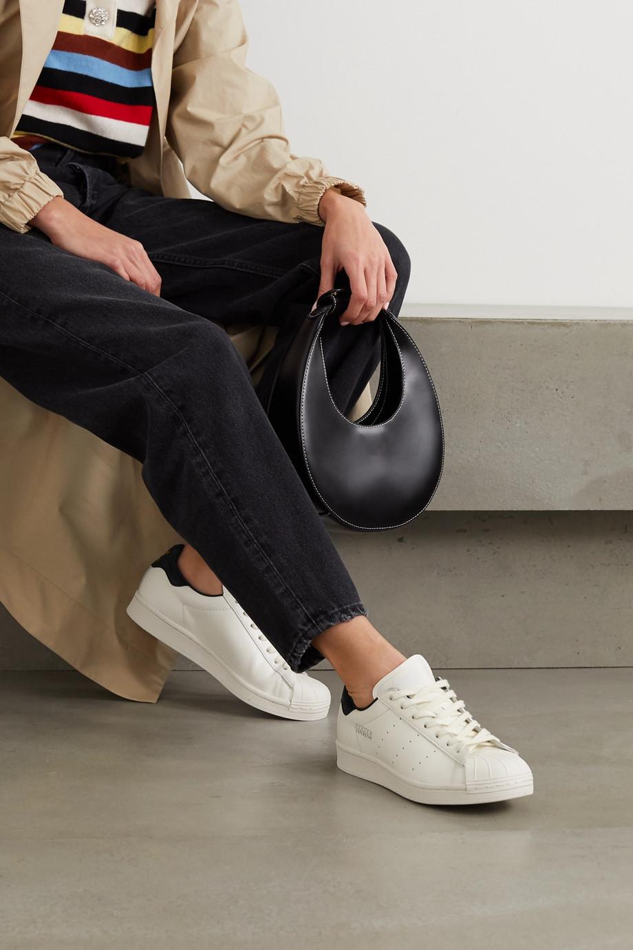 adidas Originals Superstar Sneakers aus Leder