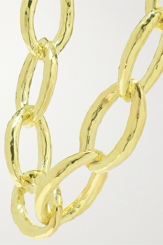Ippolita Classico Bastille 18-karat gold bracelet