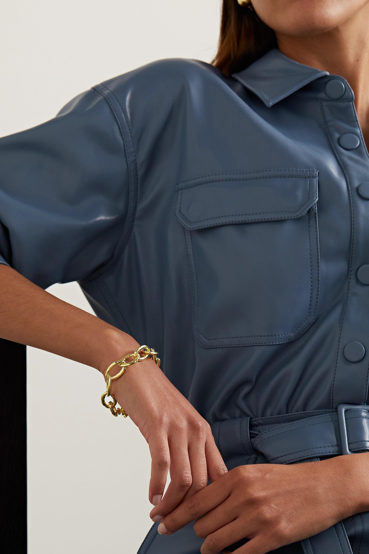 Ippolita Classico Bastille Armband aus 18 Karat Gold