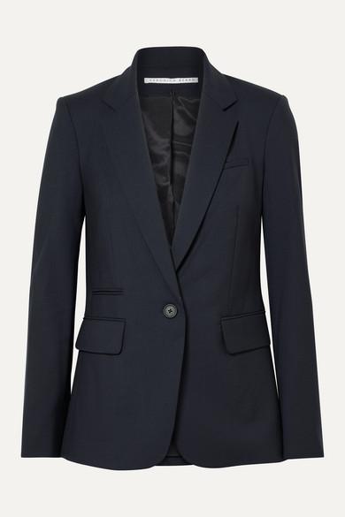 Veronica Beard Blazers Classic stretch-wool crepe blazer