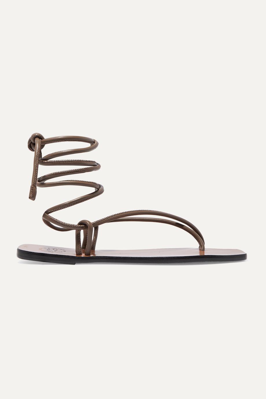 ATP Atelier Alezio leather sandals