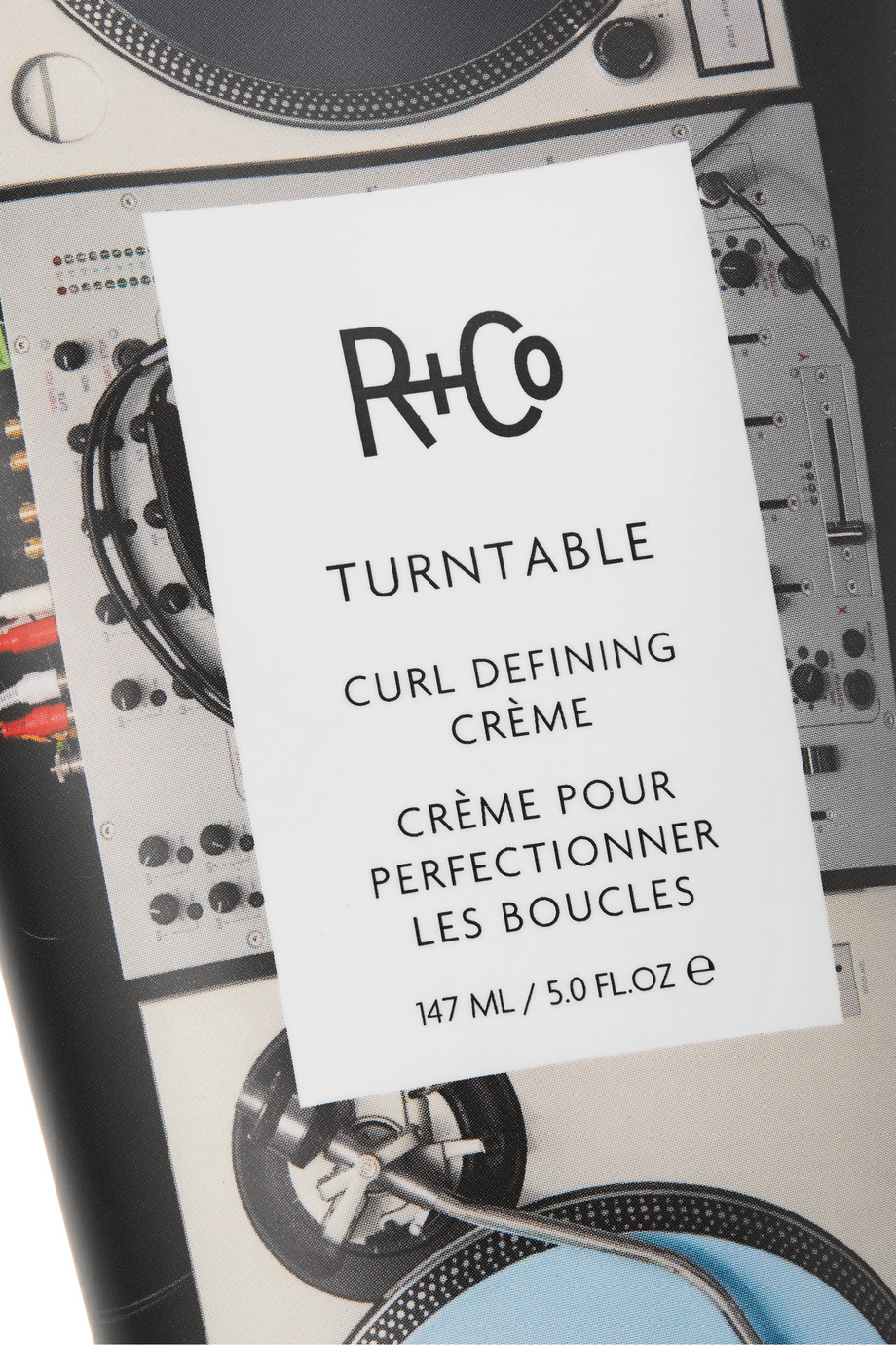 R+Co Turntable Curl Defining Crème, 147ml