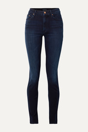 Mother Jean skinny taille mi-haute The Super Looker