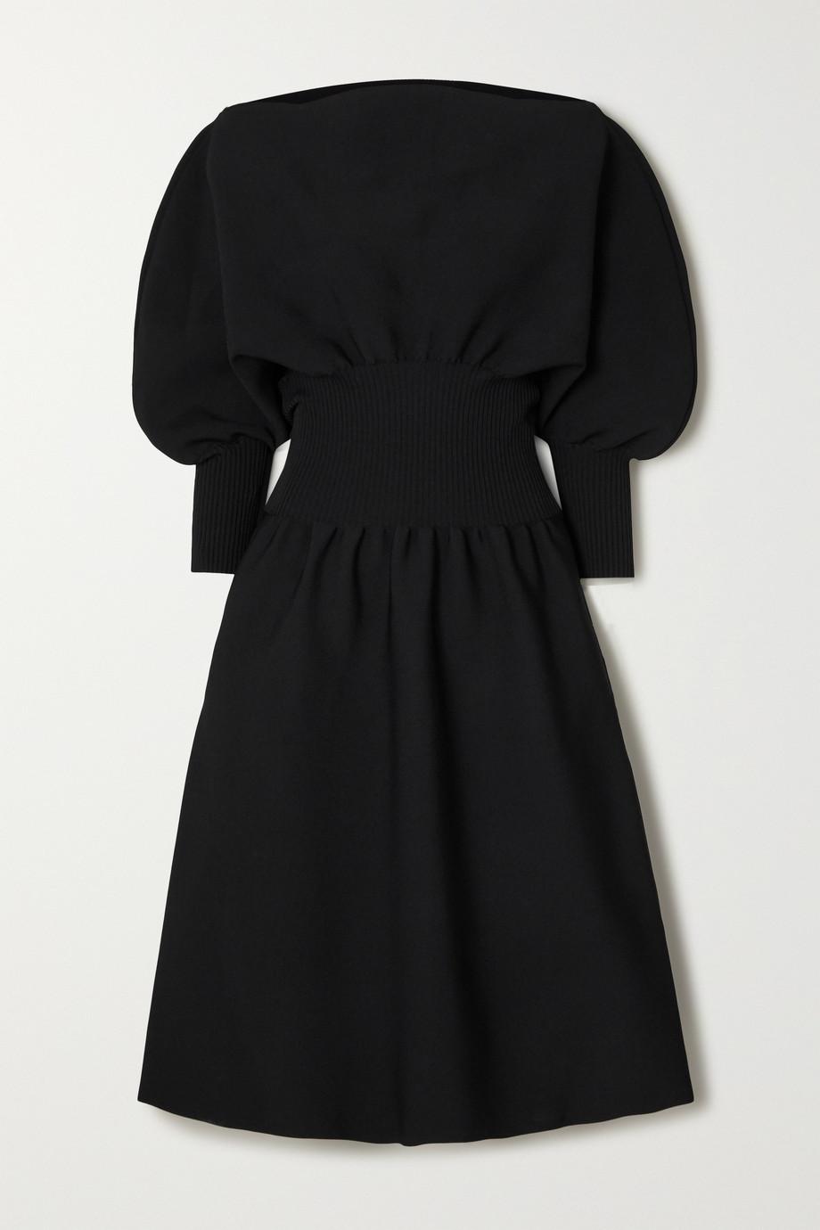 Bottega Veneta Stretch-knit midi dress