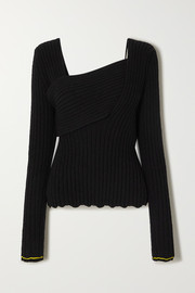 Bottega Veneta Ribbed cotton-blend sweater