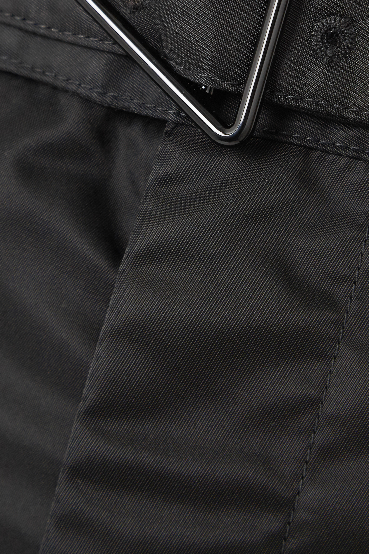 Bottega Veneta 缎面华达呢直筒工装裤