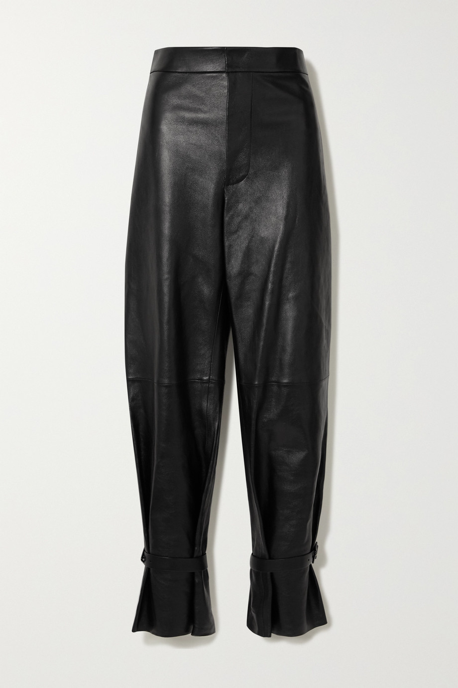 Leather straight-leg pants by Net-a-porter, available on net-a-porter.com for $3950 Kylie Jenner Pants SIMILAR PRODUCT
