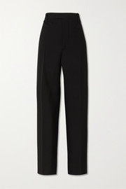 Bottega Veneta Wool-gabardine wide-leg pants