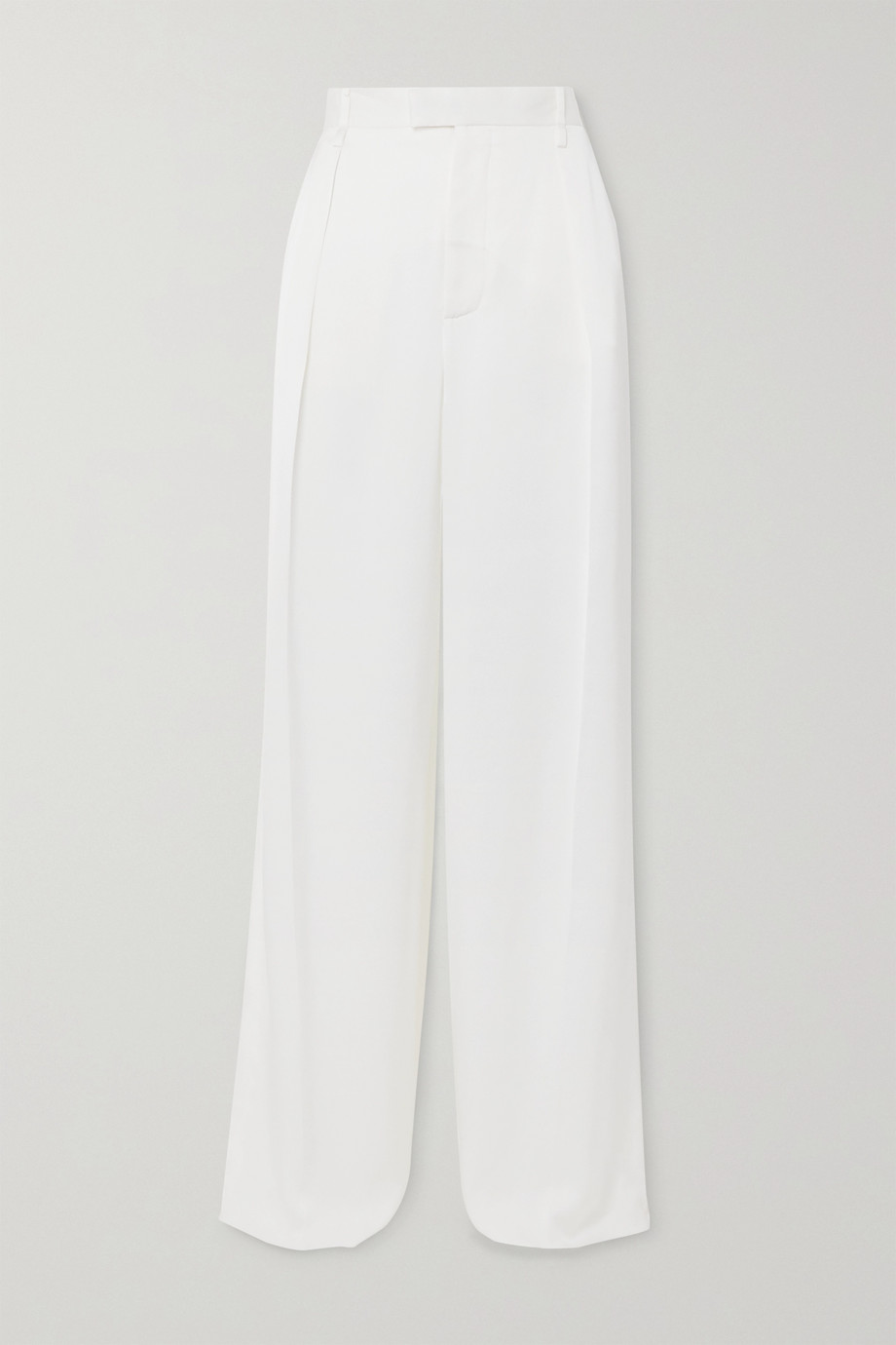 Bottega Veneta Silk-satin pants