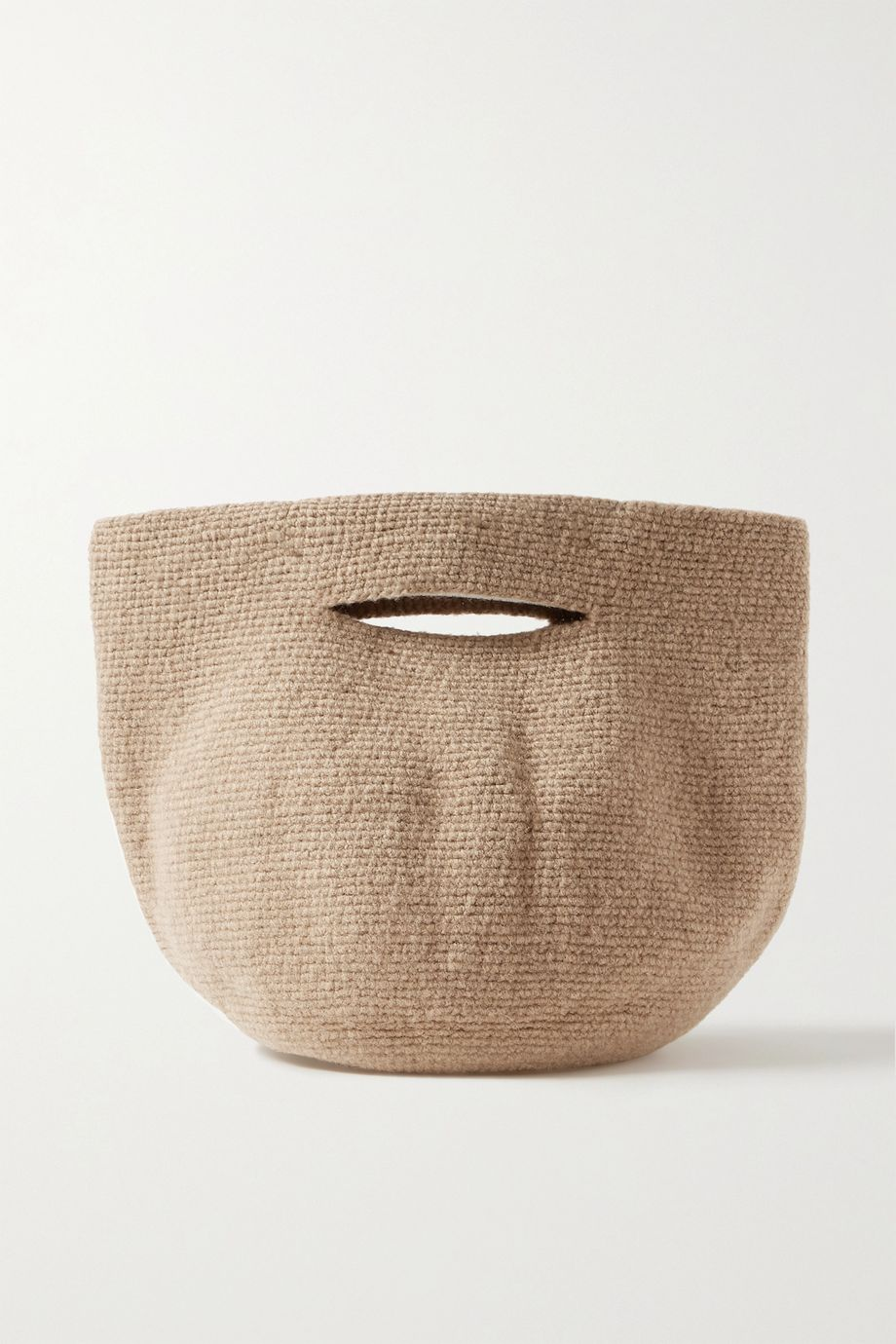Lauren Manoogian Bowl Tote aus Wolle