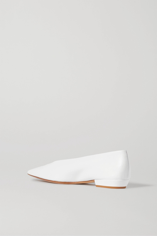 Bottega Veneta Leather ballet flats