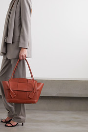 Bottega Veneta Arco medium intrecciato leather tote