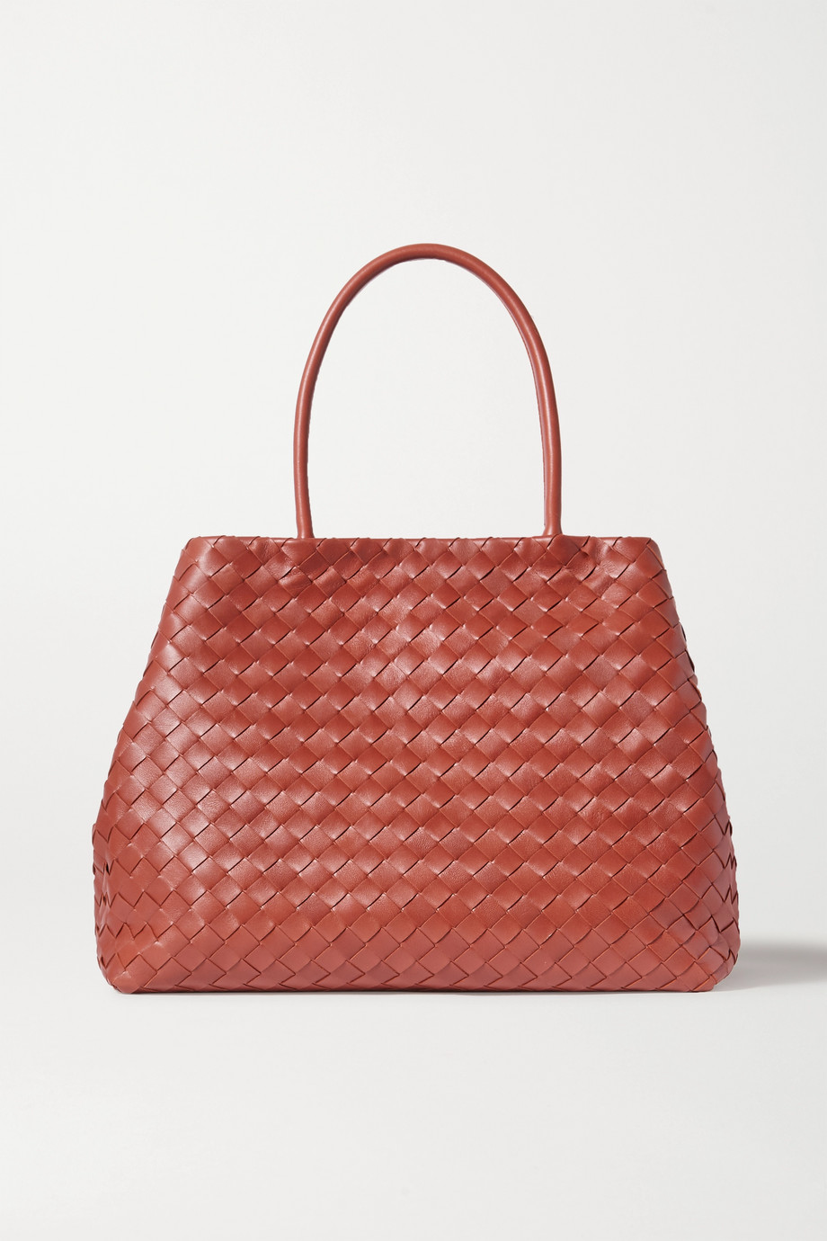 Bottega Veneta Cabas large intrecciato leather tote