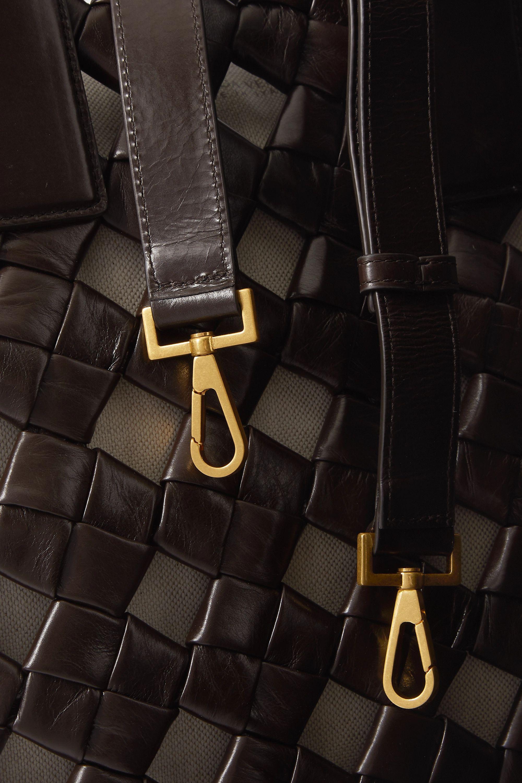 Bottega Veneta Tote aus geflochtenem Leder