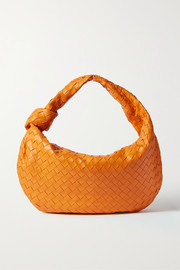 Bottega Veneta Jodie small knotted intrecciato leather tote
