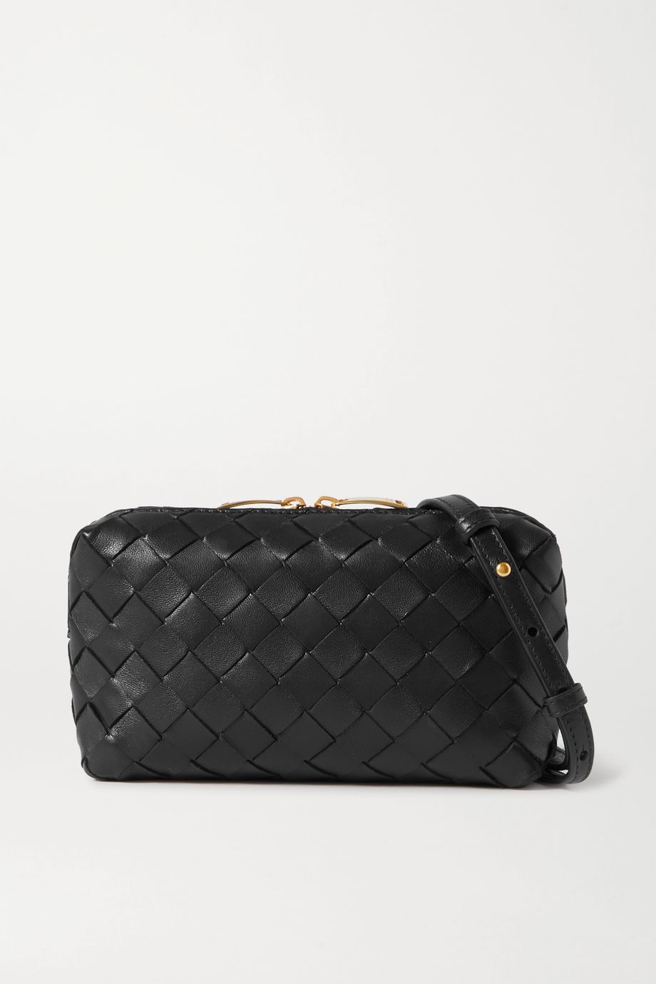 Bottega Veneta Small intrecciato leather shoulder bag