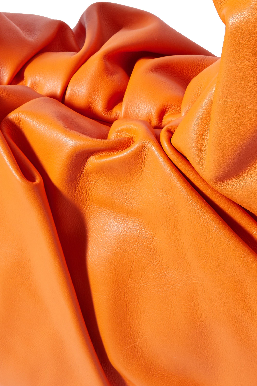 Bottega Veneta The Shoulder Pouch medium gathered leather shoulder bag