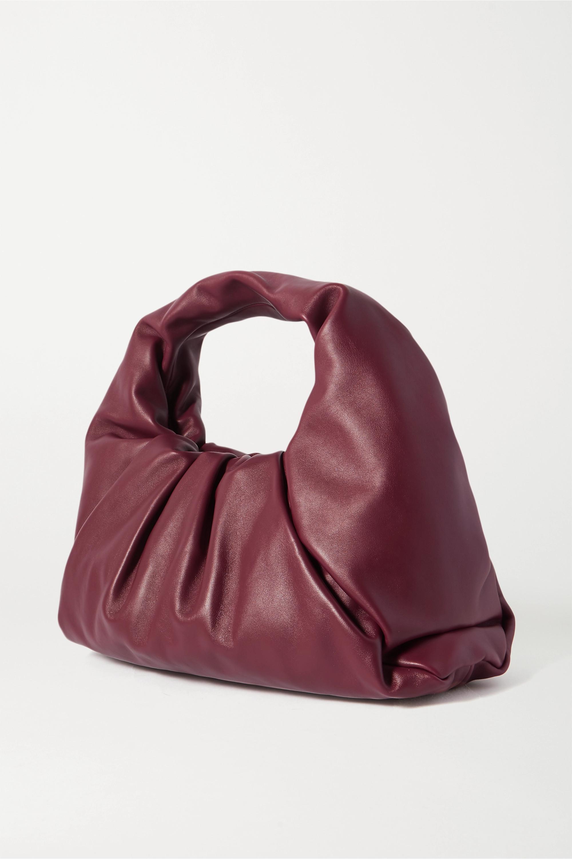 Bottega Veneta The Shoulder Pouch gathered leather bag
