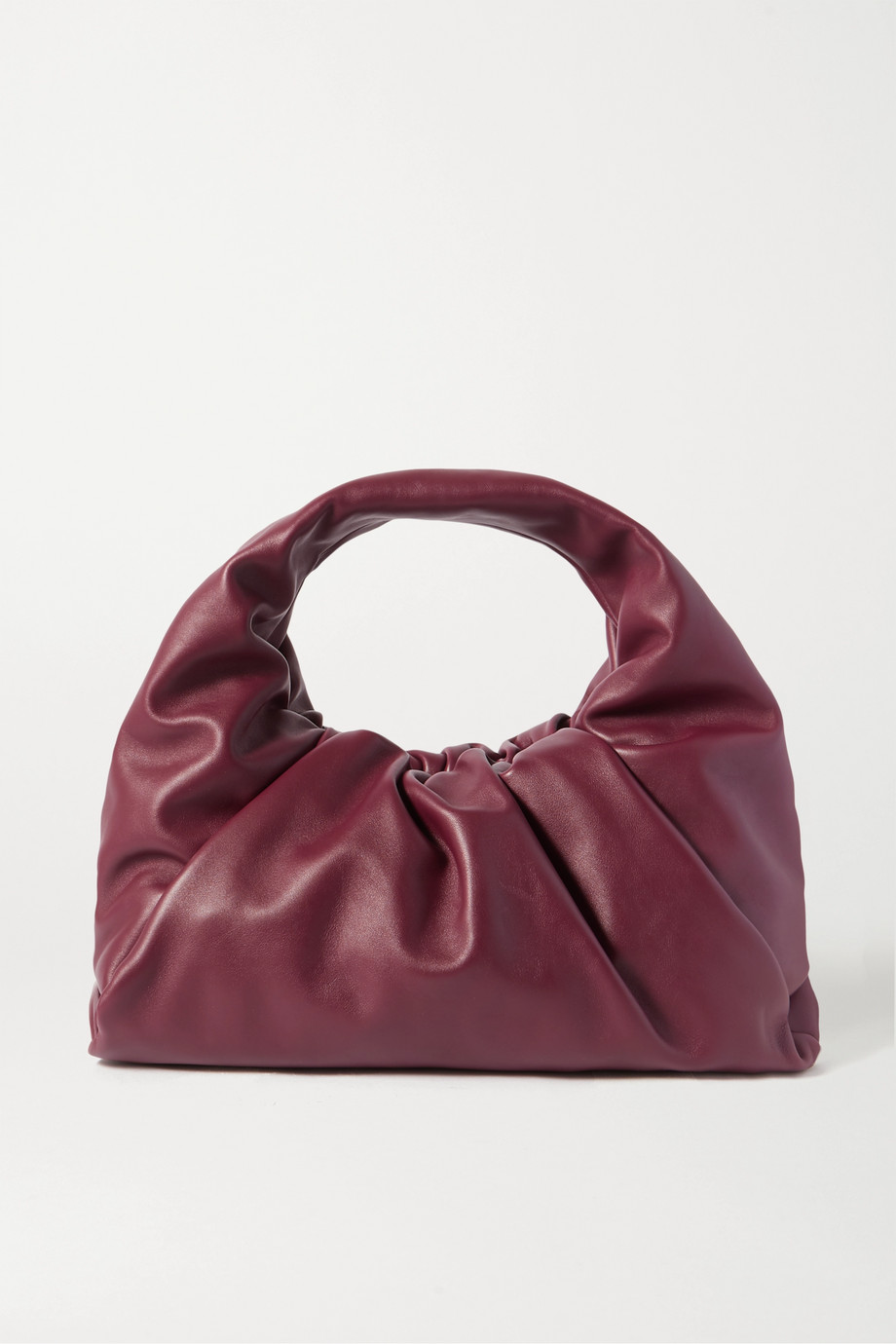 Bottega Veneta The Shoulder Pouch gathered leather bag