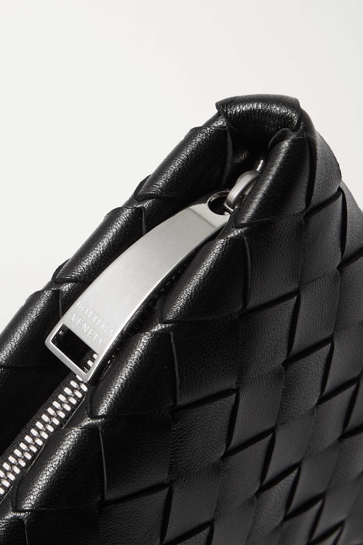 Bottega Veneta Large intrecciato leather pouch