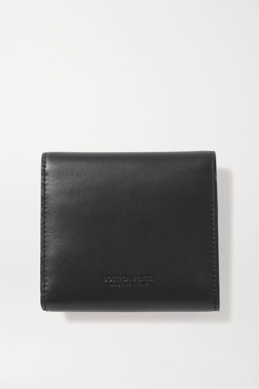 Bottega Veneta 带缀饰皮革钱包