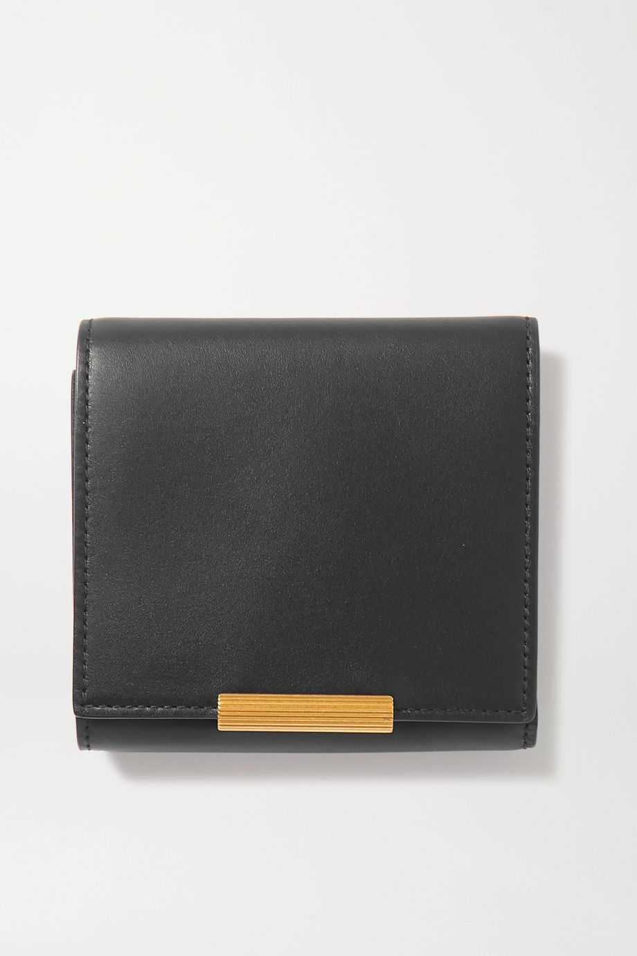 Bottega Veneta Embellished leather wallet