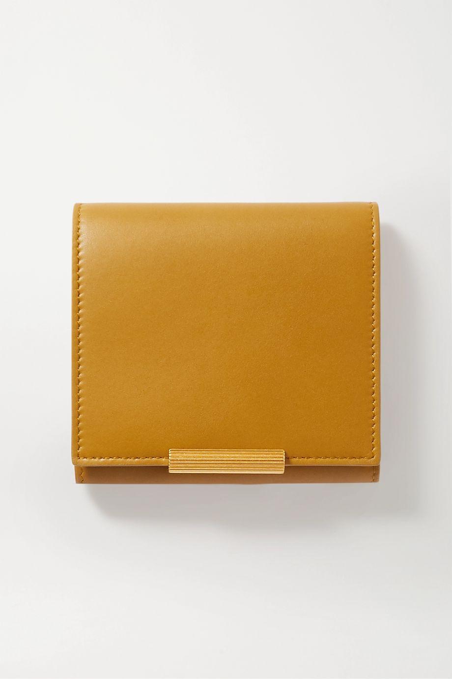 Bottega Veneta Embellished leather wallet