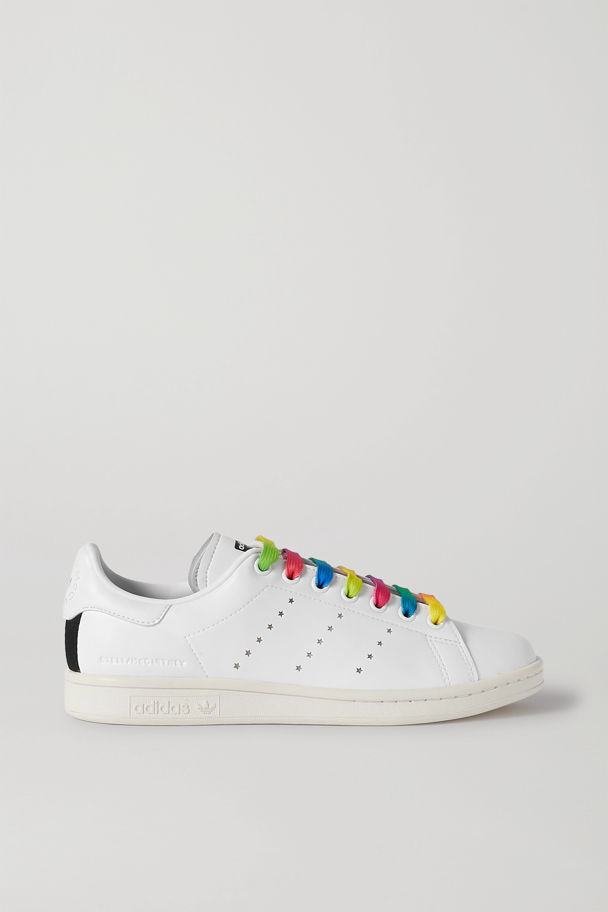 Stella McCartney + adidas Originals Stan Smith vegan leather sneakers