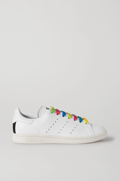 + Adidas Originals Stan Smith Vegan Leather Sneakers by Stella Mc Cartney