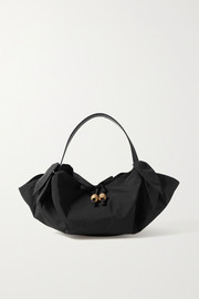 Inda mini knotted shell tote