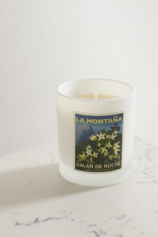 La Montaña Galán de Noche Candle, 220g