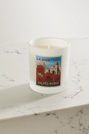 La Montaña Sacred Roses Candle, 220g