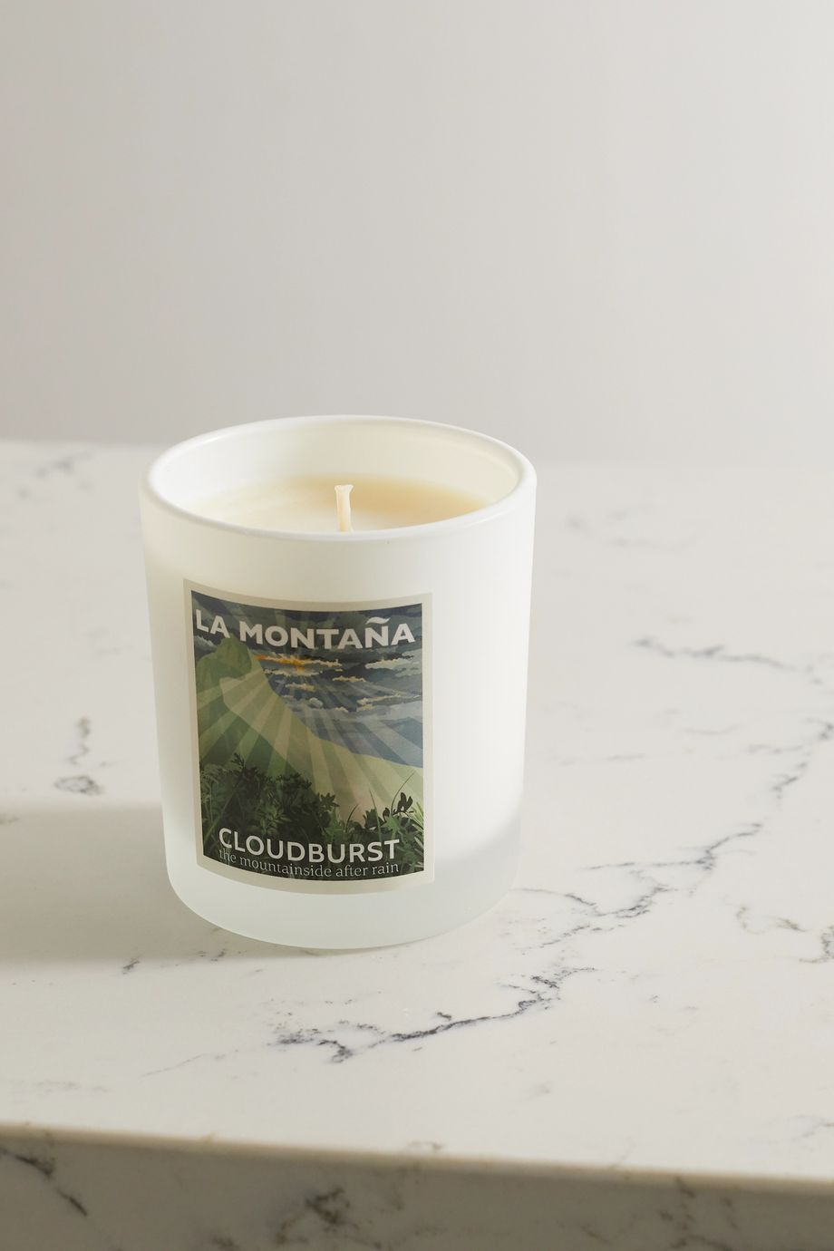 La Montaña Cloudburst Duftkerze, 220 g