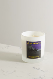 La Montaña Three Kings scented candle, 220g
