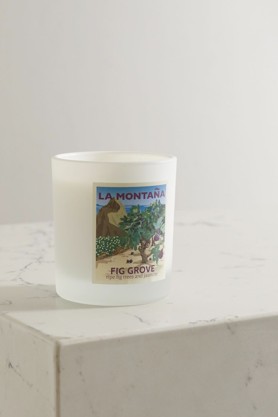 La Montaña Fig Grove scented candle, 220g
