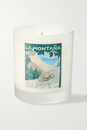 Siesta scented candle, 220g
